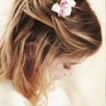 As daminhas devem apostar em penteados mais naturais. (Foto: divulgação)