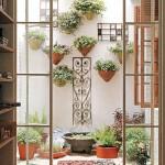 As plantas devem ser escolhidas de acordo com o ambiente e iluminação. (Foto: divulgação)