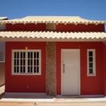 A fachada é muito importante para a decoração da casa. (Foto: divulgação)