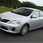 O Novo Corolla 2013 custa a partir de R$ 63.990,00 (Foto: Divulgação)