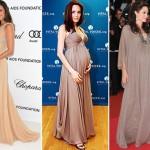 Modelos diferentes mas que agradaram mulheres grávidas (Foto: Divulgação)