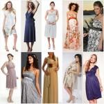 Modelos de vestidos para madrinhas (Foto: Divulgação)
