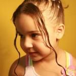 Os penteados infantis são grandes aliados da beleza feminina. (Foto: divulgação)