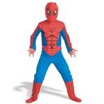 A fantasia de homem-aranha é uma das prediletas entre os meninos. (Foto: divulgação)