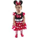 As meninas irão adorar se vestir de Minnie. (Foto: divulgação)
