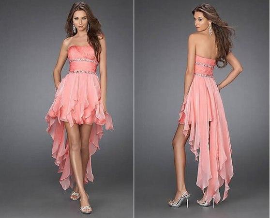 Escolha o modelo de vestido que mais lhe agrada para usar na festa de 15 anos. (Foto: divulgação)