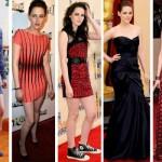 Vestidos de Kristen Stewart: fotos