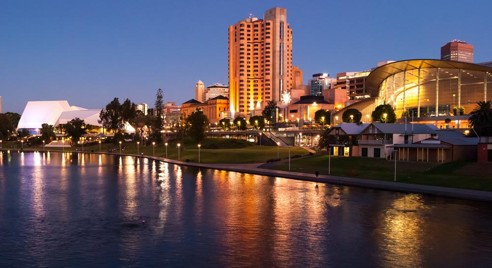 Adelaide – Austrália é outra cidade que vive limpinha (Foto: Divulgação)