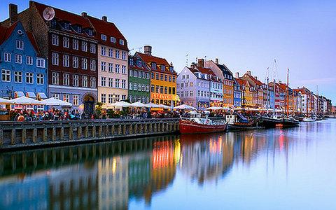 Copenhague – Dinamarca é um das cidades mais limpinhas em todo o planeta (Foto: Divulgação)