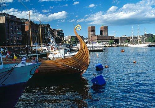 Oslo – Noruega é um dos locais mais limpos do planeta (Foto: Divulgação)