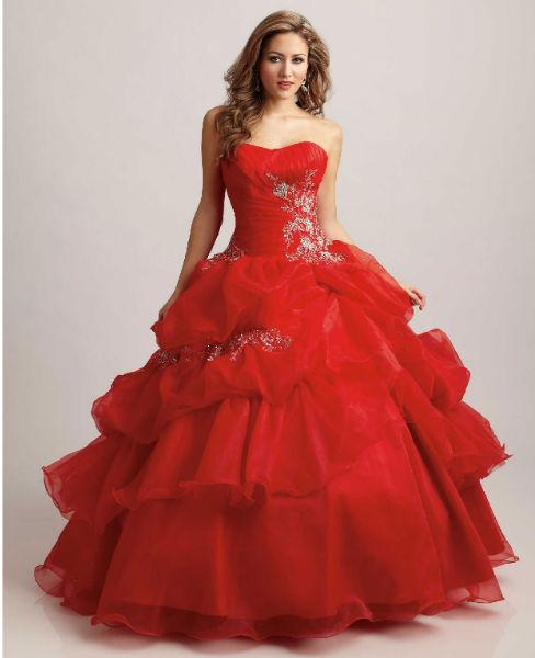 Vestidos de 15 anos tendências 2015 moda 13