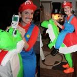 Fantasia de Mario Bros (Foto: Divulgação)
