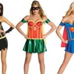 Super heroínas. (Foto:Divulgação)