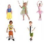 Fantasias de Carnaval para crianças. (Foto: divulgação)