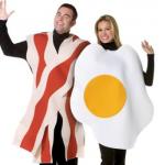 Bacon e ovo. (Foto:Divulgação)