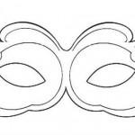 As máscaras ocultam a identidade no Carnaval. (Foto:Divulgação)