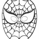 Máscara do Homem Aranha. (Foto:Divulgação)