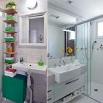 Banheiro com plantas (Foto: Divulgação)