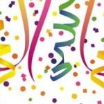 Para fazer a festa com serpentina e confetes (Foto: Divulgação)