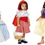 """As """"princesas"""" são as fantasias favoritas das meninas. (Foto: divulgação)"""