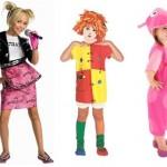 Fantasias para crianças e pré-adolescentes. (Foto: Divulgação)