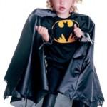 Fantasia de Batman. (Foto: Divulgação)