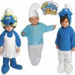 Os Smurfs. (Foto: Divulgação)