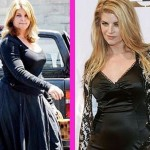 """Kirstie Alley, que vira e mexe está variando o peso do corpo, é outra """"gordinha"""" de sucesso da TV (Foto: Divulgação)"""