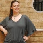Carina Porto interpretou uma personagem gordinha que se destacou na novela Caras e Bocas (Foto: Divulgação)