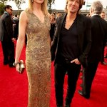 Vestido dourado de Nicole Kidman.  (Foto:Divulgação)