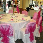 Decoração pink e branco (Foto: Divulgação)