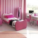 Os quartos das meninas podem ser feitos de várias formas. (Foto: divulgação)