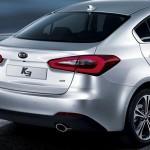 Equipado com motor flex, o novo Kia Cerato 2013 vai gerar ainda mais economia aos condutores. (Foto: Divulgação).