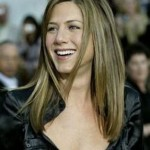 Jennifer Aniston com luzes. (Foto: Divulgação)