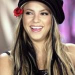 """Shakira usando as """"luzes invertidas"""". (Foto: Divulgação)"""