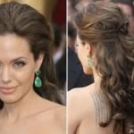 """Angelina Jolie também com luzes discretas, só para """"iluminar"""" os fios. (Foto: Divulgação)"""