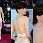 Vestido de Anne Hathaway (Foto:Divulgação)