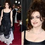 Vestido de Helena Bonham Carter. (Foto:Divulgação)