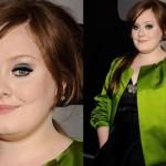 A cantora completou o look com um casaco verde vivo. (Foto:Divulgação)