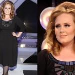 Adele adora um pretinho básico. (Foto:Divulgação)