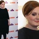 Adele é referência de moda. (Foto:Divulgação)