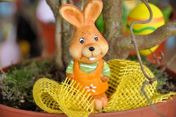 Os aplicativos usam símbolos da Páscoa como o coelho e ovos coloridos (Foto Divulgação: Pixabay)