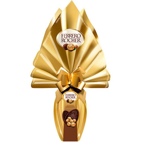 Você escolhe o ovo Ferrero Rocher e garante uma Páscoa deliciosa (Foto Divulgação: MdeMulher)