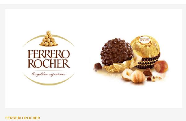Ovos de Páscoa Ferrero Rocher (Foto Divulgação: MdeMulher)