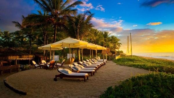 Trancoso reserva para você praias maravilhosas (Foto: Reprodução)