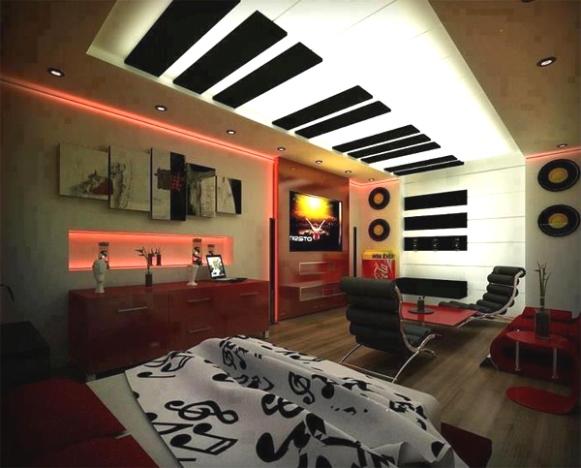 Decore as paredes do quarto. (Foto: Reprodução/Aldopoli)