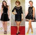 Usar vestido preto no casamento-sim ou não.3