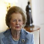 A Dama de Ferro, Margaret Thatcher (1925), tornou-se a primeira mulher a dirigir uma democracia moderna (Foto: Divulgação)