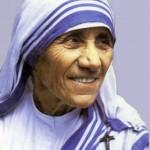Madre Tereza de Calcutá é uma grande mulher que dedicou a vida a fazer o bem (Foto: Divulgação)