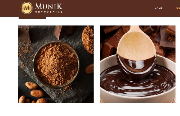A Munik faz ovos com o melhor chocolate (Foto Divulgação: Munik)
